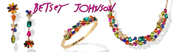 Betsey Johnson, Betsey Johnson jewelry, Betsey