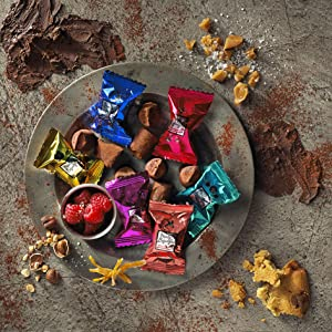 monty bojangles taste adventures cocoa dusted truffles gift chocolates luxury delicious box