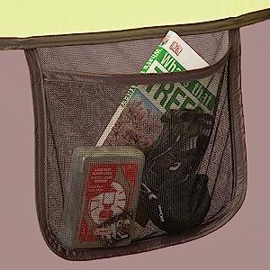 Storage Pockets