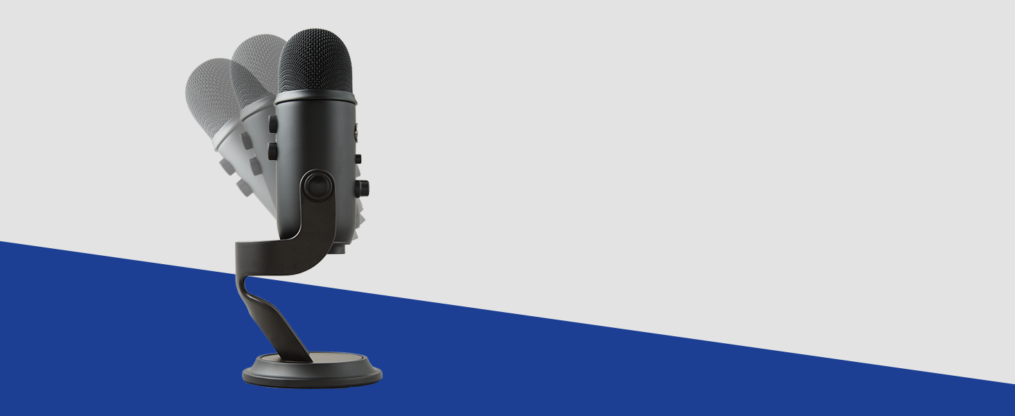Blue Microphones Yeti - Micrófono USB para grabación y transmisión ...