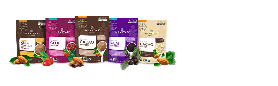 Lattes, cacao, cacao butter, matcha, turmeric, focus boost, coconut sugar, maca, lucuma