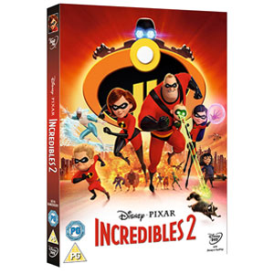 Incredibles dvd jack jack film gift movie dash violet
