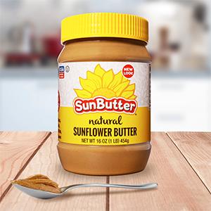 Natural SunButter SunFlower Butter