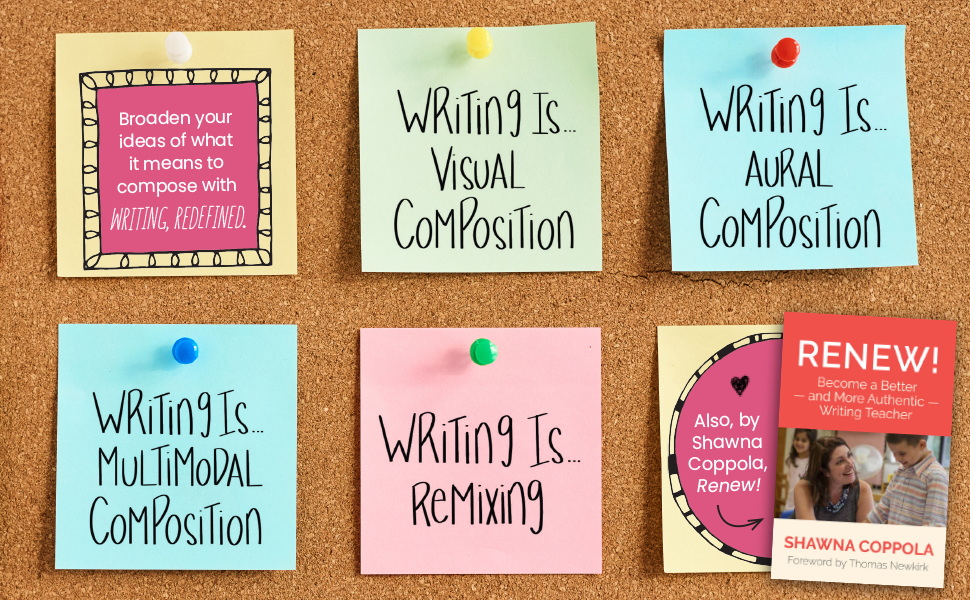 Writing, Redefined: What is writing?