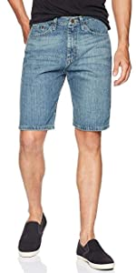 Wrangler Authentics Classic Relaxed Fit Jean Short
