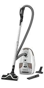 Rowenta Silence Force Compact RO6357EA Aspirador con bolsa de alta filtración con 3,5 L de capacidad, silencioso 67 Db, incluye cepillo Easy Brush, cepillo para tapicerías y Boquilla para ranuras: Amazon.es: Hogar