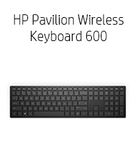 HP Pavilion Wireless Keyboard 600