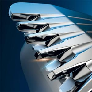 Philips Barbero MG7710/15 - Recortador de barba y precisión 12 en 1 tecnología Dualcut, autonomía de 120 minutos ...