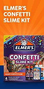 Confetti Slime Kit
