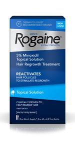Men's ROGAINE Solution
