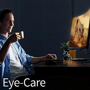Industry-Leading Eye-Care Technology (BenQ EX3203R)