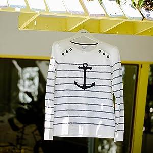 Nautica, anchor, shirt