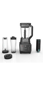 Ninja, Smart Screen, Blender, DUO, FreshVac, Blender, Processor, Smoothie, Vacuum