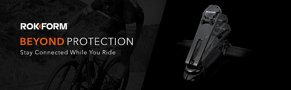 Rokform pro series bike mount, phone bike mount, magnetic bike mount for phone, phone mount,