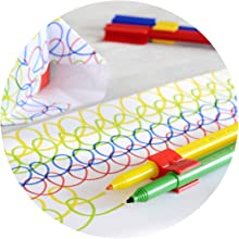 Connector Pen, Colour Marker, Durable, Strong, Felt Tip, Bullet Nib, Long Lasting