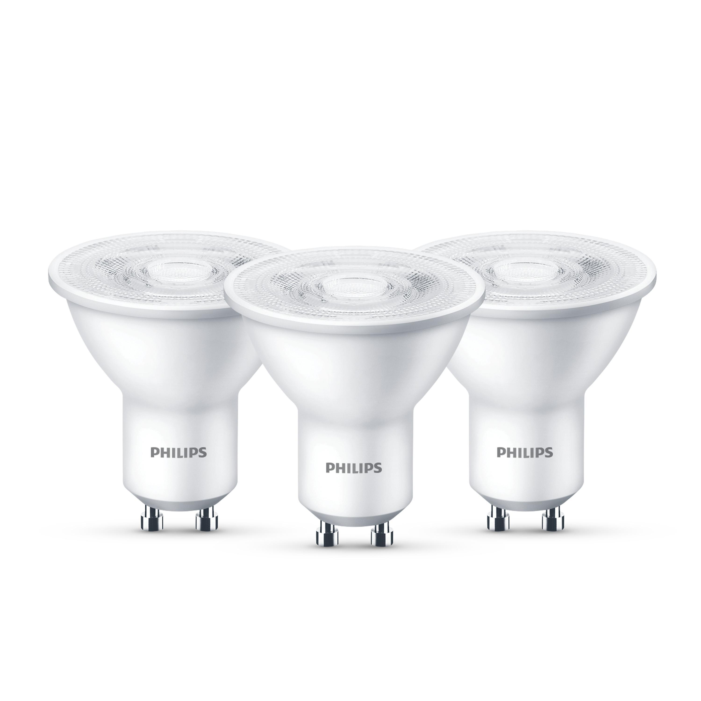 Philips LED Lampe ersetzt 50W, GU10, warmweiß (2700 Kelvin), 345 ...