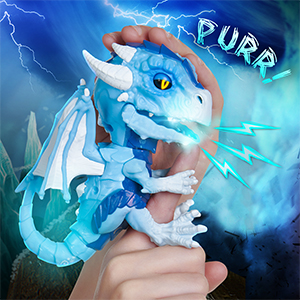 Untamed Dragons Freezer