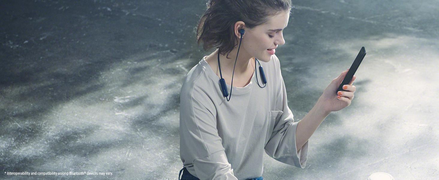 Go wireless with BLUETOOTH