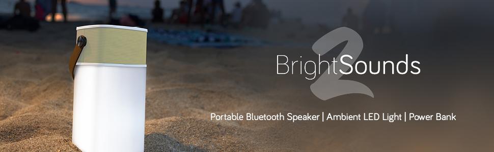 Bluetooth Speaker, Power Bank, Lantern, Torch, Outdoor Speaker, Camping Light, Waterproof Speaker