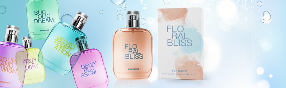 Fun Water Bucolic Dream - Fragancia para mujer (100 ml): Amazon.es: Belleza