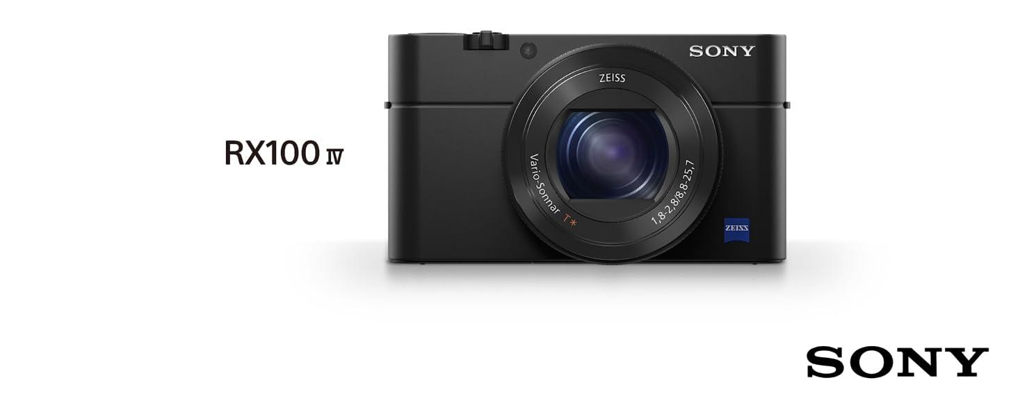 Sony RX100 IV Premium Kompakt Digitalkamera 3 Zoll: Amazon