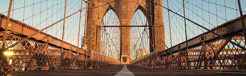 brooklyn Loom brooklyn bridge bedding