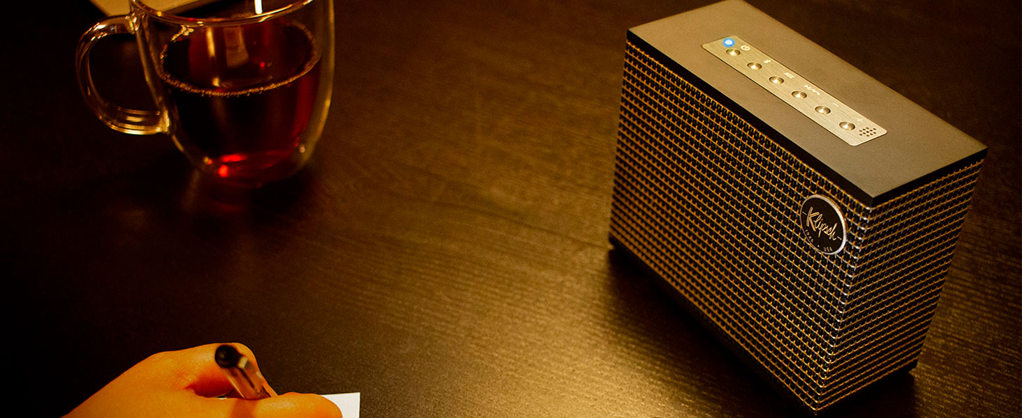 Klipsch, Heritage Groove, wireless, portable speaker