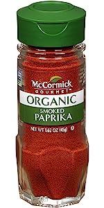 McCormick Gourmet Smoked Paprika