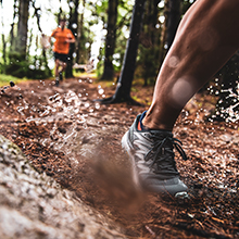 sentiero, trail running