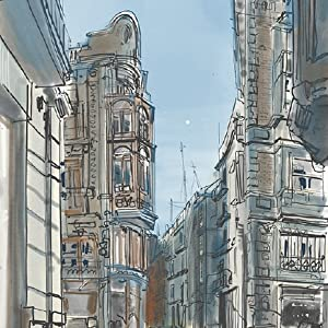 HUGO COSTA | Calle Paz | Adobe Sketch