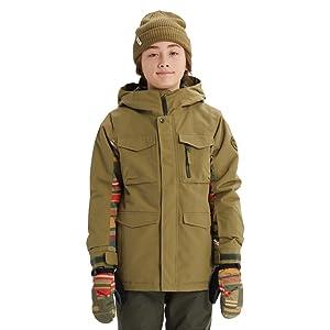 Kids' Covert Jacket