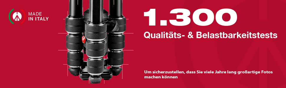 Manfrotto Befree Advanced Quality
