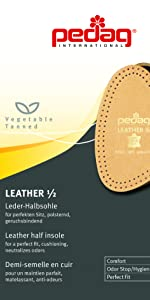 pedag 101 half leather
