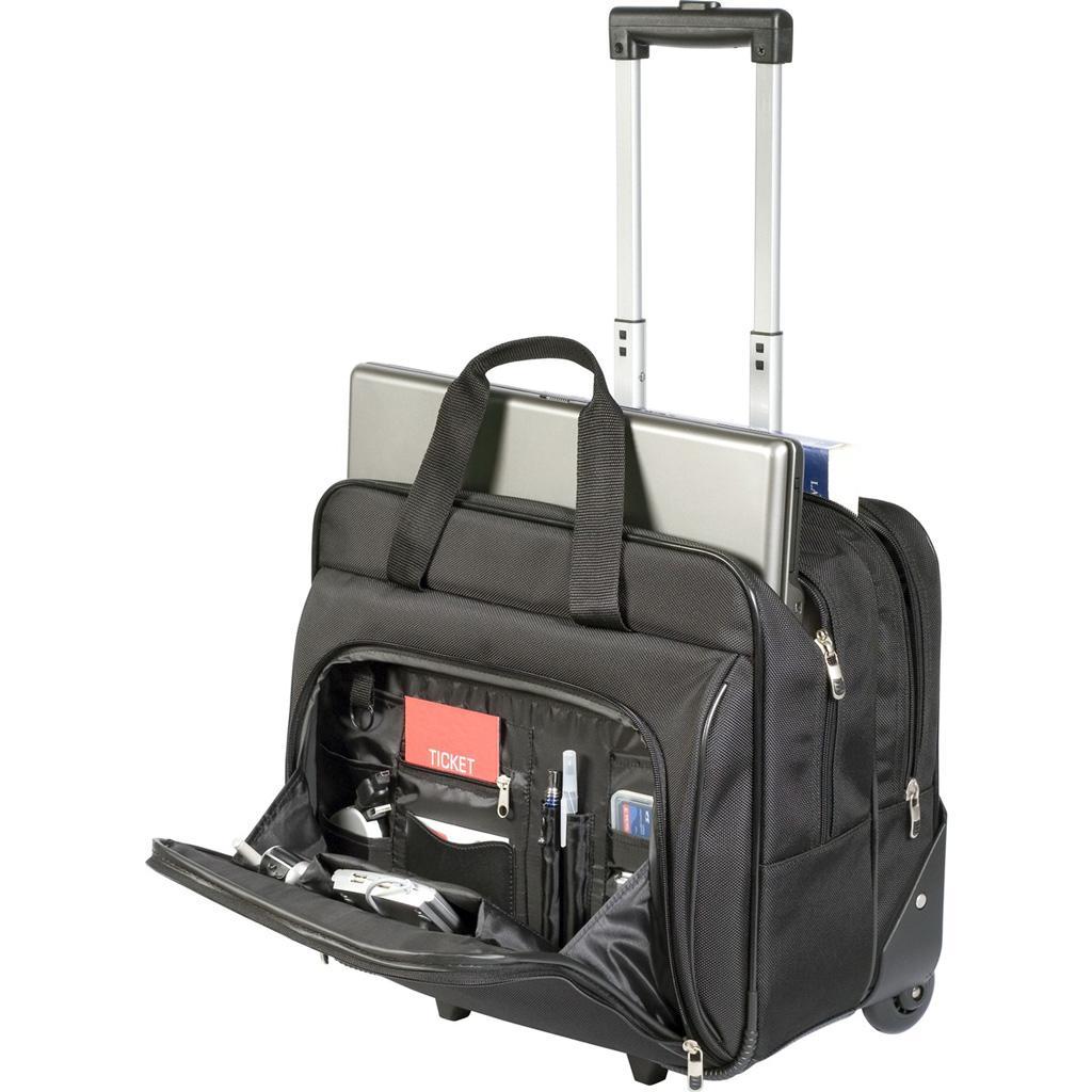 targus metro rolling case for 16 inch laptop. Black Bedroom Furniture Sets. Home Design Ideas