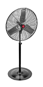 outdoor cooling; wall mounted fans; wall mount outdoor fan