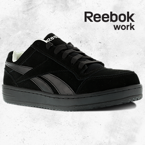 127e6b4c3e04 Reebok Work RB1910 Soyay Skate Style Work Shoe