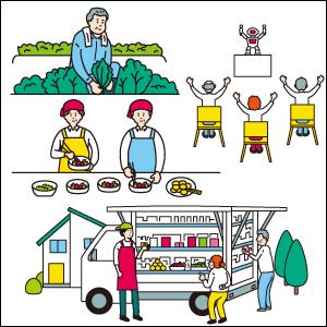 「超高齢社会」をキーワードに、各種課題をわかりやすく解説し、実践的なヒントを紹介する1冊