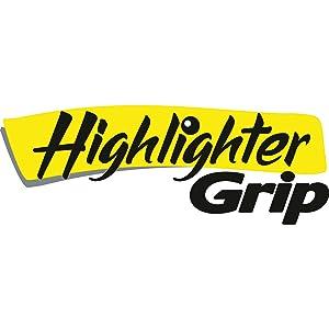 BIC Highlighter Grip logo