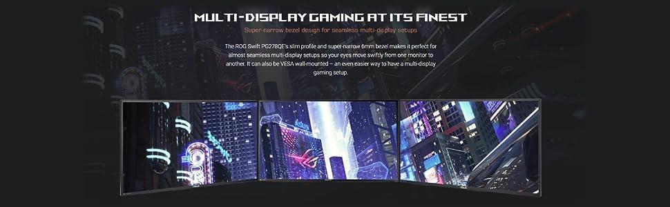 ASUS ROG PG278QE Gaming monitor