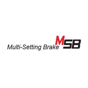 Multi-Setting Brake (MSB)