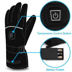Me for Skiing VALLEYWIND Hand Warmers Rechargeable Hiking for Cold Winter 5200mAh Electric Portable and Pocket Hand Warmer Best Winter Gifts for Women Climbing