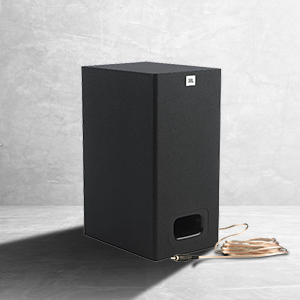 Wired Sub-Woofer