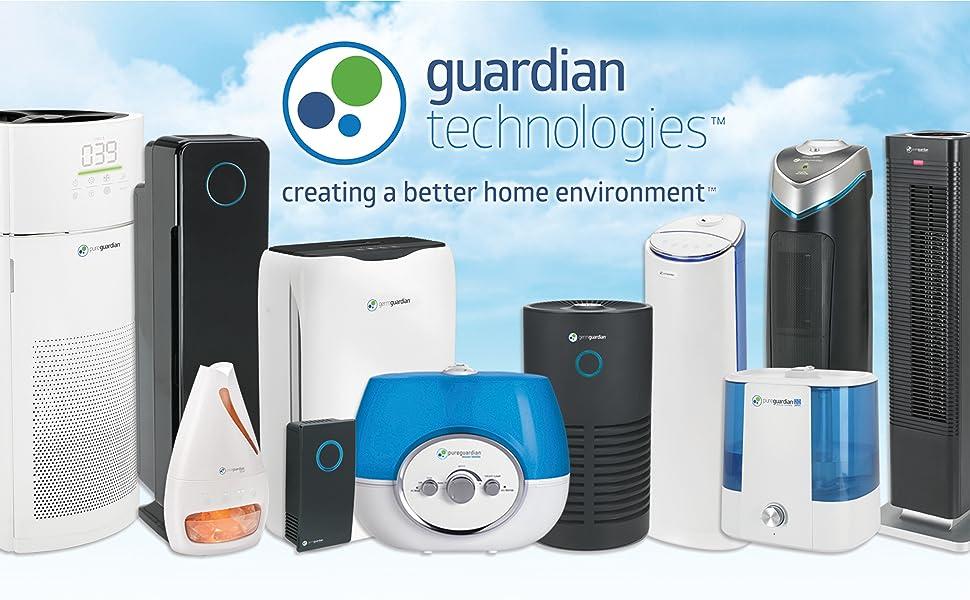 Guardian, Technologies, Air Purifier, Clean, Home, Air, Humidifier, Breathe, H13