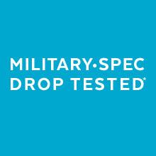Built tough & meets military standards