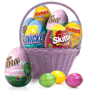 Perfect for Easter Baskets & Egg Hunts