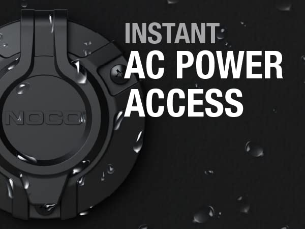 GCP, AC Power, Instant AC Power Access, NOCO, NOCO Chargers