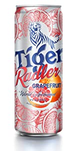 Tiger Radler Grapefruit