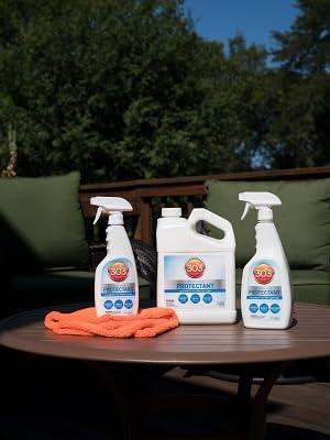 aerospace protectant fabric guard multi surface cleaner patio furniture
