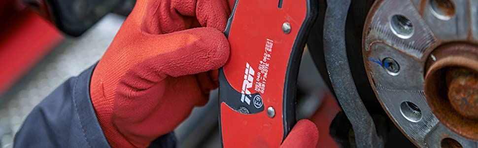 brake pad, brakes, TRW brake pad, brake pad accessories