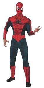 adult spiderman